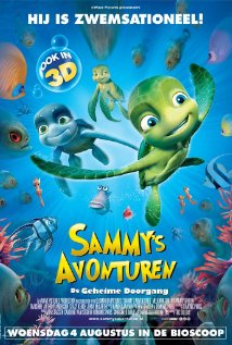 A Turtle's Tale: Sammy's Adventures 3D