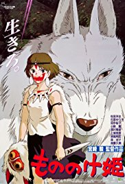 Princess Mononoke (Dubbed)